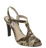BP. 'Empire' Sandal Neutral Snake