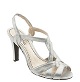 BP. 'Empire' Sandal Silver Lame