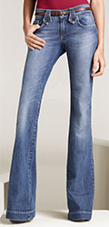 Burberry Stretch Trouser Jeans