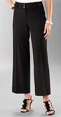 Elysee Contour Cropped Pant