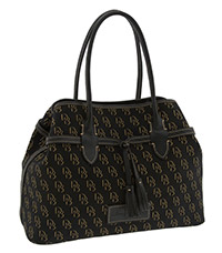 Dooney & Bourke 'Signature Double Shadow - Mara' Bag