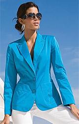 Sutton Studio Exclusive Two Button Jacket - Women's