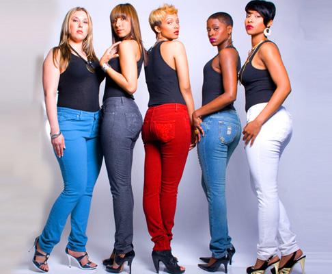 PZI Skinny Jeans