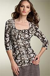 Classiques Entier® Silk Blend Top