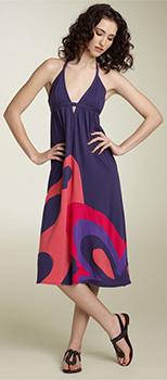 Rebecca Taylor Halter Dress