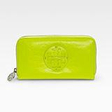 Fluorescent Continental Wallet