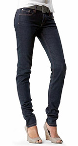 Classic Zip Skinny Jean