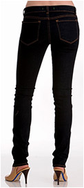 "J Brand Deal 12"" Zipper Jean"