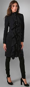 Diane von Furstenberg Millitette Coat